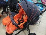 Stroller Zippy tutis 2in1