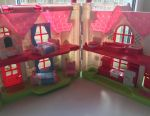 House for dolls instead of 10.000 1600