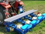 Planting machine, 4 rows. N894