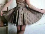 Корсетное платье 40-42