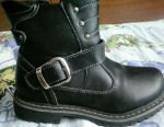 Boots pentru un băiat de dimensiune 31