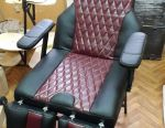 Armchairs for beauty salons and tattoo studios