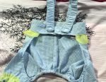 Overalls new for dogs