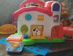 Developmental toy home farm