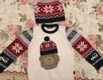 Sweater + hat
