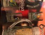 Ανδρικά σετ κούπες, ποτήρια, τασάκι