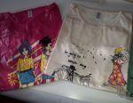 Kızlar için tişört