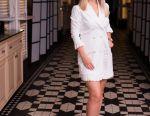 Dress jacket white Italy