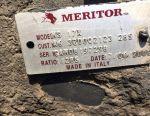 Редуктор ms17x Meritor
