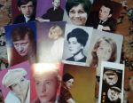 Photos of actors