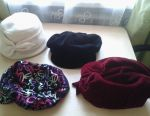 Caps, beret, hat