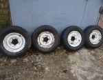 Wheels Taganka M-217, size 205/70 R 14 95 T