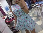 Top + skirt, 42, 44