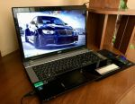 Chic gaming laptop! In perfect condition, with
