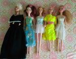 Used dolls