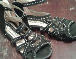 Sandals for girls Leather