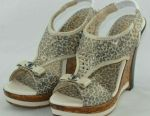 Kadın sandaletleri (deri) 38