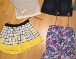 Package for girls 146, 152, 158