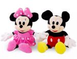 Toy great Mickey Mouse and Mini Mouse