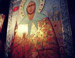 Tapınak Simgesi ,, Matrona Moskova ,,