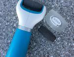 Electric foot file Scholl
