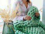 Yarn thick acrylic 20mm.
