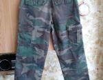 Дитячі камуфляжні штани