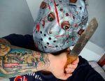 Mask Jason. Friday the 13th