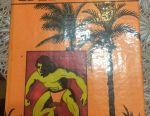 E. Burzan Tarzan 2 cilt