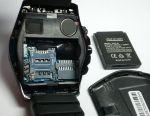 Smart Watch SW007 bt + sim Metal