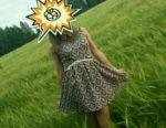 Summer dress blouse