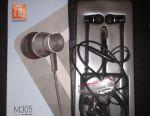 New headphones Langsdom M305