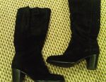 Winter boots 40R.