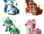 Transformatoare Robocar Poly