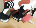 Νέα μασκότ παπούτσια