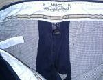 Pantaloni de mango