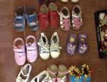 Shoes for a summer residence