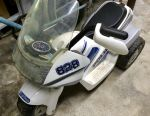 Used peg perego kids tricycle