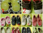 Children's shoes package