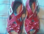 Sandals for girls, 27 size