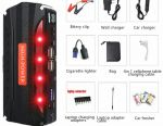 🔥 Start-charging device 12000mAh Jumpstarter