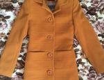 Νέο παλτό από μουστάρδα