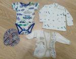 Τα πράγματα για ένα νεογέννητο και μια δέσμη δώρων