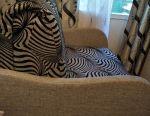 Sofa width 110 cm