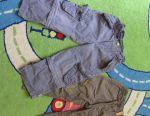 Windbreaker - jacket p98-104, cotton pants