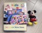 Bed Linen with Mickey Mouse