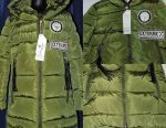 New jacket with labels at purchase price