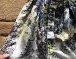 Dress natur silk italy