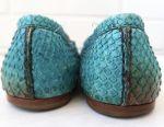 Prada loafers. Original, real snake skin