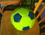Soccer ball kipsta new